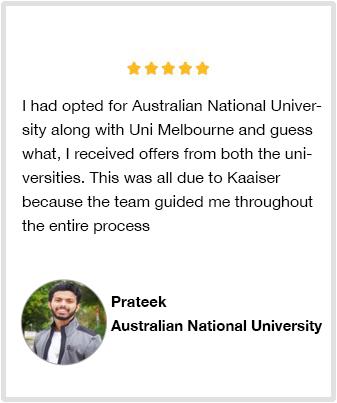 Student review Pratik