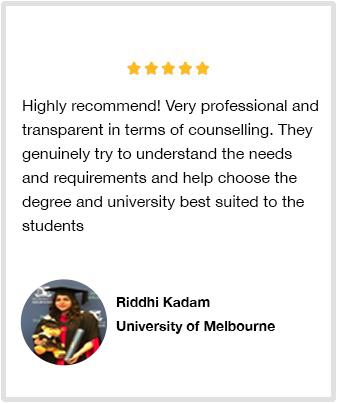 Student review Riddhi Kadam